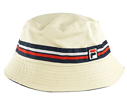 Fila Men s Heritage Basic Comfort Fashion Bucket Hat - Import It All 245b41837a94