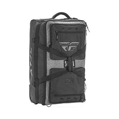 Fly Racing 28-5136 Black/Gray Tour Roller Bag: Automotive