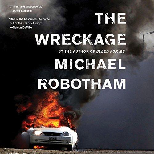 The Wreckage: Joe O'Loughlin, Book 5 by Hachette Audio