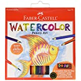 Faber-Castell - Do Art Watercolor Pencils - Premium Kids Crafts