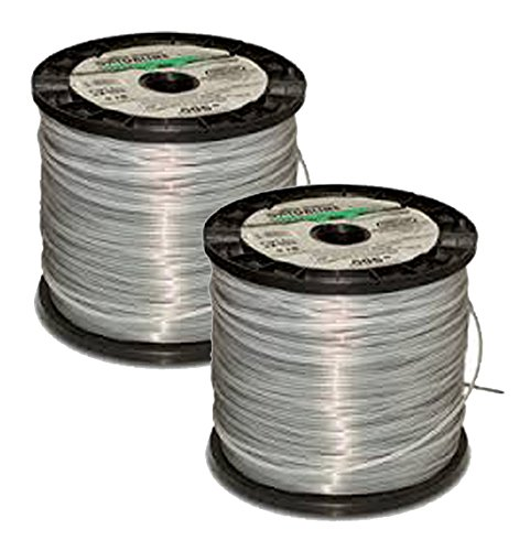 Oregon 22-005 2 Pack Gatorline 5lb Spool .105-by-896' Square Line # 22-005-2PK by Oregon
