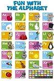Educational - Learn Your Alphabet - Maxi Poster - 61 cm x 91.5 cm