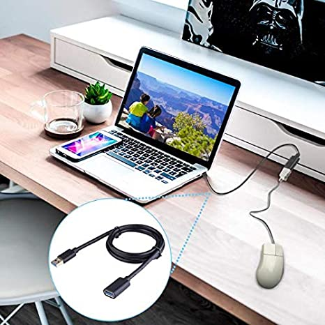 Cables USB Cable USB 3.0 Male to USB3.0 Female OTG Extension Data Charging Cable Cable Length: 1.8M