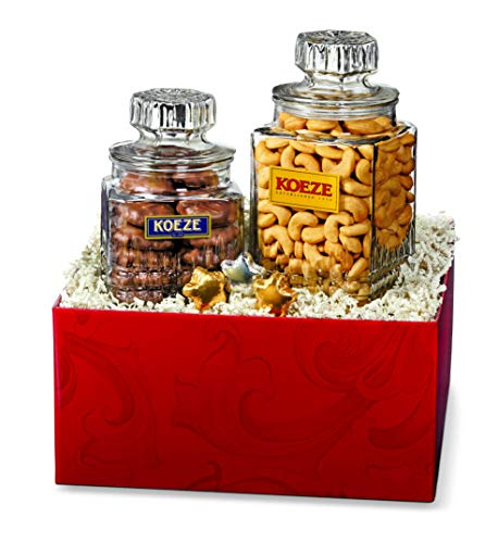 Koeze's Executive Pack Cashew Gift Set (Chocolate Koeze)