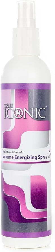 TRUE ICONIC volumen Energizing Spray rizos Acondicionador con ...