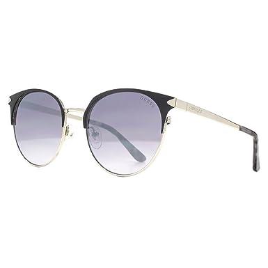 Guess GU7516 02C 53, Montures de Lunettes Mixte Adulte, Noir (Nero  Opaco Fumo Specchiato)  Amazon.fr  Vêtements et accessoires 71a6a71cd496