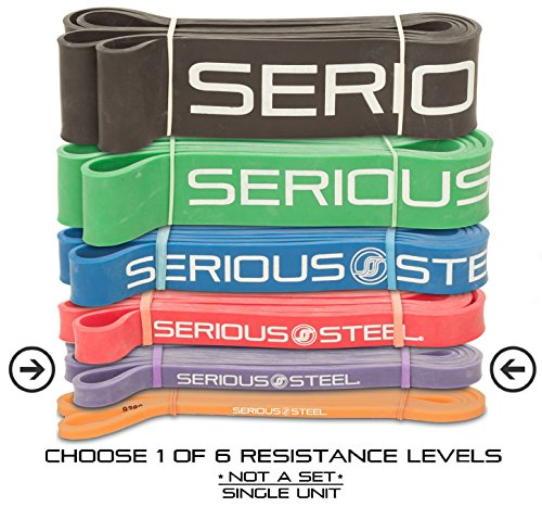 Purple    1 Pull Up Band   Assisted Pull Up Loop Band   Resistance   Stretch Band Size  1 2  X 4 5Mm Resistance  5 35Lbs