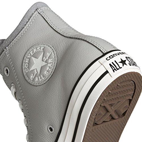 Converse Unisex Ctas Hi 153818c Sneakers Esh Grigio / Garzetta / Delfino