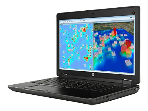 HP ZBook F1M37UT#ABA 15.6-Inch Laptop (Black)