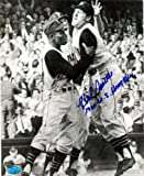 Hal Smith autographed 8x10 photo (Pittsburgh Pirates World Series) Image No.4 inscribed 1960 WS Home Run
