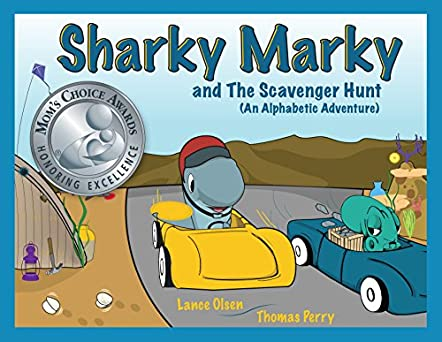 Sharky Marky and the Scavenger Hunt