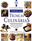 capa de Le Cordon Bleu. Todas as Técnicas Culinárias