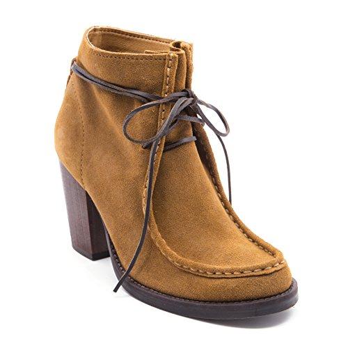 Wood Brown Latigo - Latigo Frieda Women's Boots Cognac Size 6.5 M (LA11302)