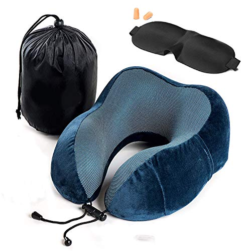 Travel Neck Airplane Pillow Comfortable product image