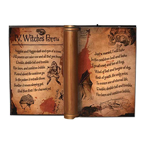 Costumes For All Occasions MR123072 Dark Magic Book