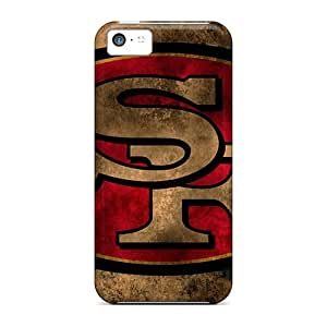 Hot Style MuI1187RcLv Protective Case Cover For Iphone5c(san Francisco 49ers)