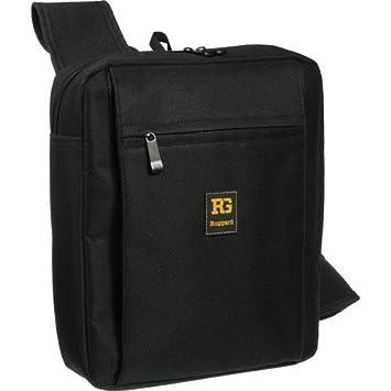 Amazon.com: Ruggard TGB-110B iPad Tablet and Notebook Sling Bag ...