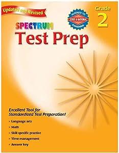 Spectrum Test Prep Series, Grade 2