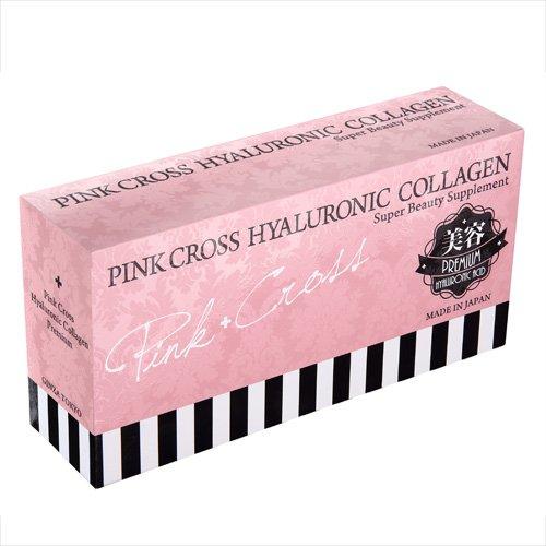 ピンククロス 飲むヒアルロン酸コラーゲン プレミアム B01EML5EOY
