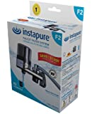 InstaPure F2BCT3P-1ES Faucet Mount Water Filter System, Chrome