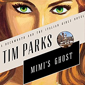 Mimi's Ghost Audiobook