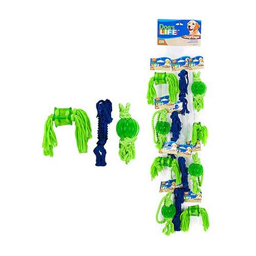 (Penn Plax MPH33 Rope Pull Box Dog Toy)