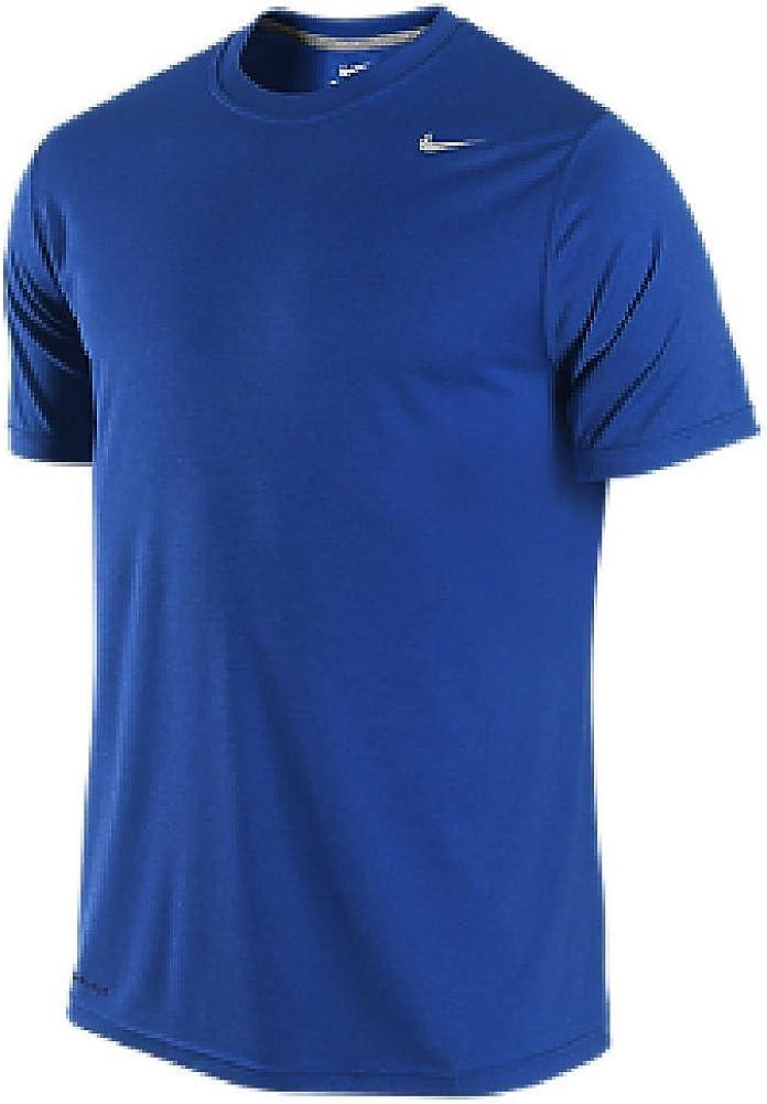 Nike Team Woven, Pantaloncini sportivi da uomo, Nero, L