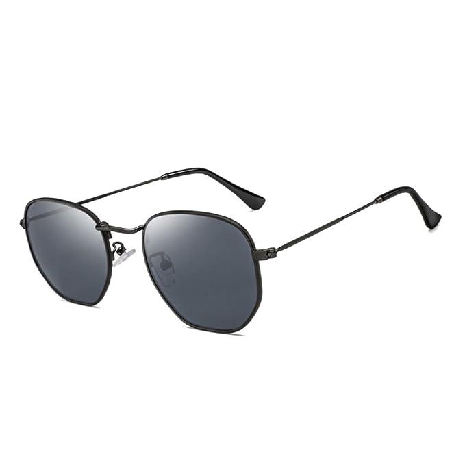 MERRYHE Gafas De Sol Aviador Unisex Gafas Polarizadas Para ...
