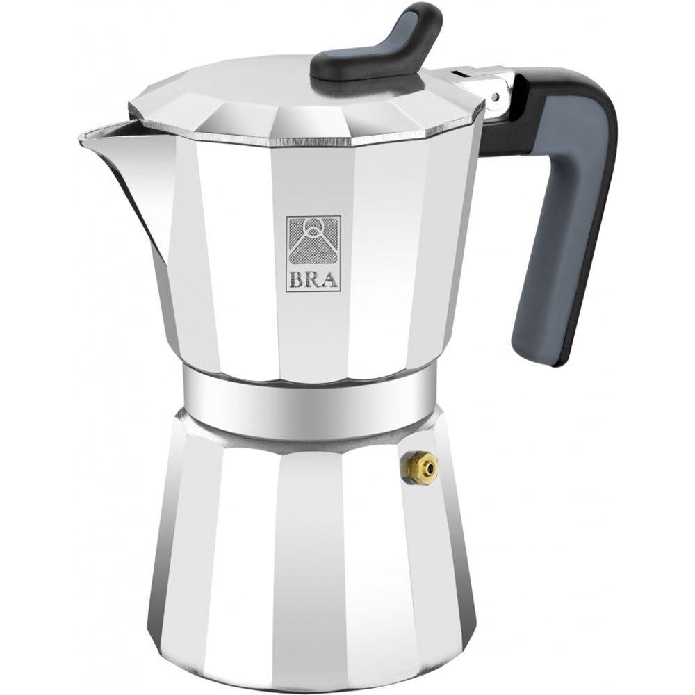 BRA - Cafetera 9 T Luxe 2 170573: Amazon.es: Hogar