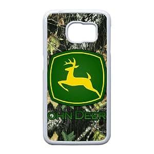 Samsung Galaxy S6 Edge Phone Case John Deere car logo Case Cover PP8P298324