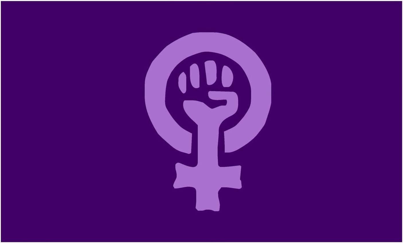 Durabol Bandera de Feminista 150 X 90 CM Flag: Amazon.es: Hogar