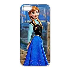 Frozen Princess Anna Cell Phone Case for Iphone 5s