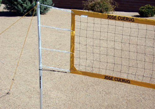 Home Court CCNR100-M25Y Recreational Portable Volleyball Set