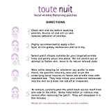 Toute Nuit Wrinkle Patches, Face Tape, Y-Shape