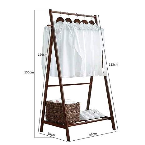 LM-Coat rack Perchero pie Perchero, Casa Sencillo Estilo ...