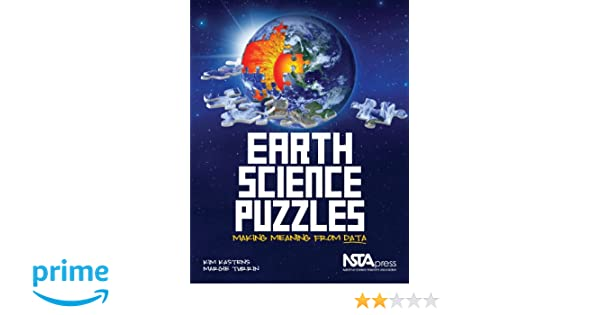 Amazon Earth Science Puzzles Making Meaning From Data