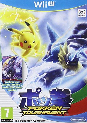 Pokken Tournament Tarjeta Amiibo Mewtwo Oscuro Nintendo Wii U
