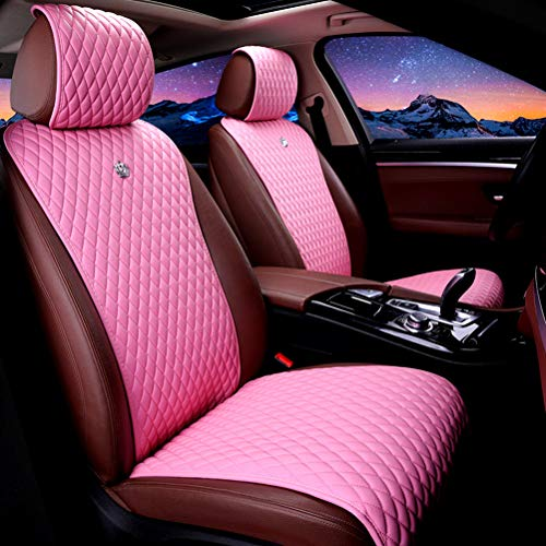 cheap seat covers pink - 8