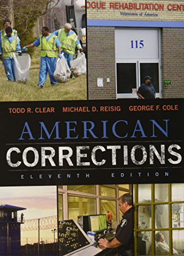 Bundle: American Corrections, 11th + LMS Integrated for MindTap Criminal Justice, 1 term (6 months) Printed Access Card