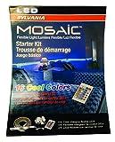 Sylvania 72350 2 of 2 ft. Flexible LED Mosaic Starter Kit Strips