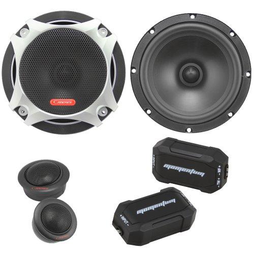 Cadence Acoustics CS2.65K 240 Watt Peak 6.5-Inch 2-Way Speaker Component Kit