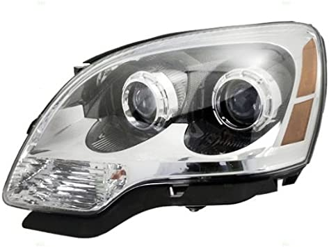 NEW Front Left LH Driver Side Head Light Assembly for 2007-2013 GMC Sierra 07-13