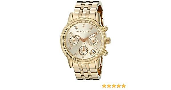 47771068a27c Michael Kors MK5676 Womens Ritz Wrist Watches  Amazon.ca  Watches