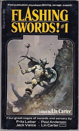 Book Flashing Swords! No. 1