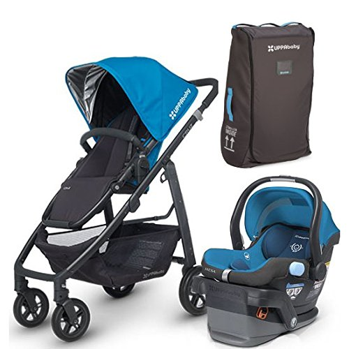 Quinny Buzz Xtra Pushchair In Purple Pace With Maxi Cosi: Quinny Buzz Stroller WITH Tukk Bassinett And Maxi-Cosi