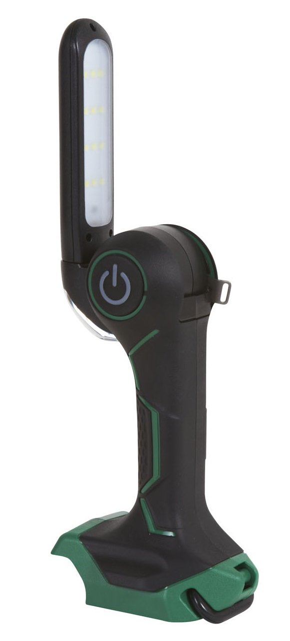 Hitachi UB18DJL 18-Volt LED 12-Position Cordless Worklight/Torchlight (Tool Only, No Battery)