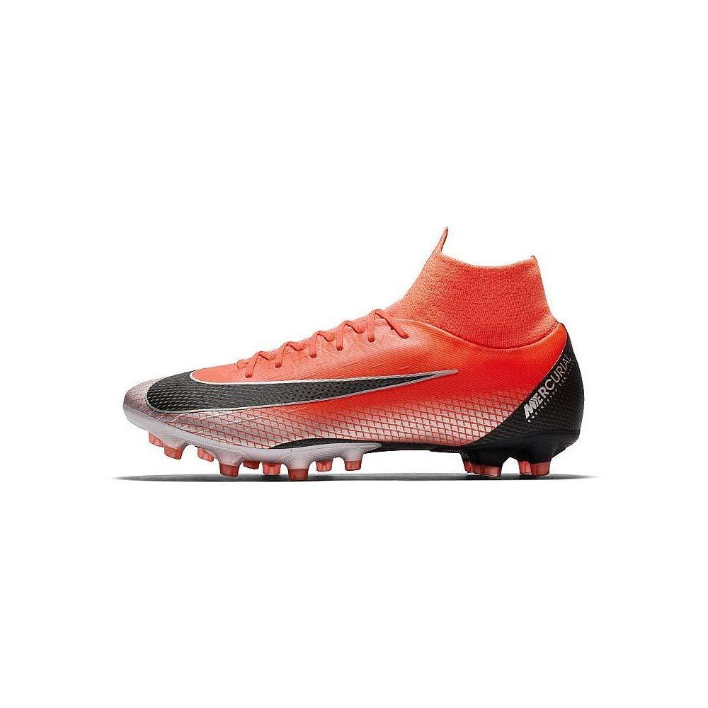 AJ3546-600 Nike Mercurial Superfly 6 Elite (AG)CR7 Fussballschuh Herren [GR 43 US 9,5]