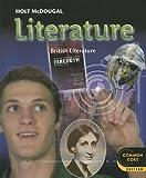 Holt McDougal Literature: Student Edition Grade 12 British Literature 2012