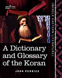 img - for A Dictionary and Glossary of the Koran: With Copious Grammatical References and Explanations of the Text (Middle Eastern Literature) (English and Arabic Edition) book / textbook / text book