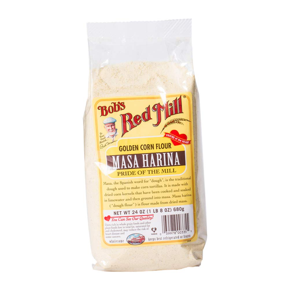 Bobs Red Mill Golden Masa Corn Flour, 1.63 Pound by Bob's Red Mill (Image #1)